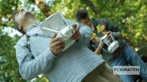 Warsztaty z kierowania dronem / Sterowanie dronem, Pszczyna