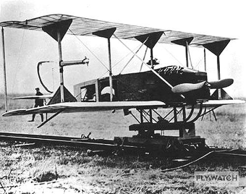 Pierwszy dron. Wynalazek z początku XX wieku.