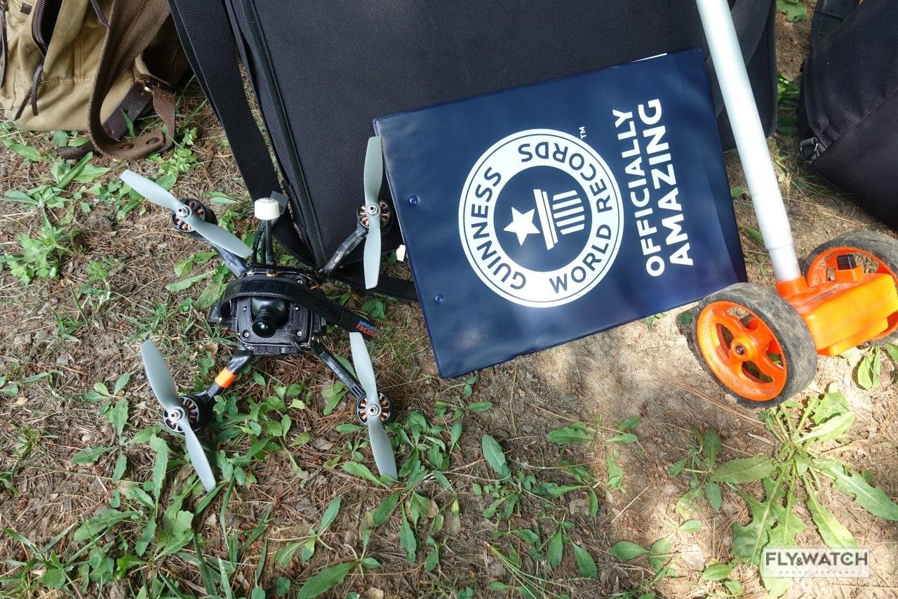 Najszybszy dron naświecie
