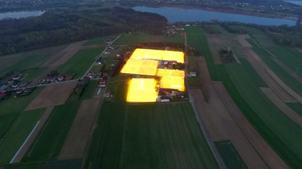 Goczałkowice Zdrój zdjęcia z powietrza z drona flyandwatch