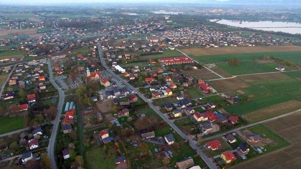 Goczałkowice Zdrój zdjęcia z powietrza z drona flyandwatch (165)