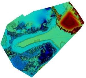 Ortofotomapy wielkopowierzchniowe-Flyandwatch