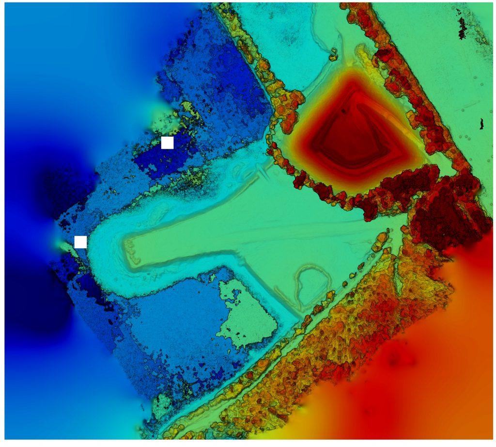 Modele DSM numeryczne modele powierzchni (DSM, Elevation)