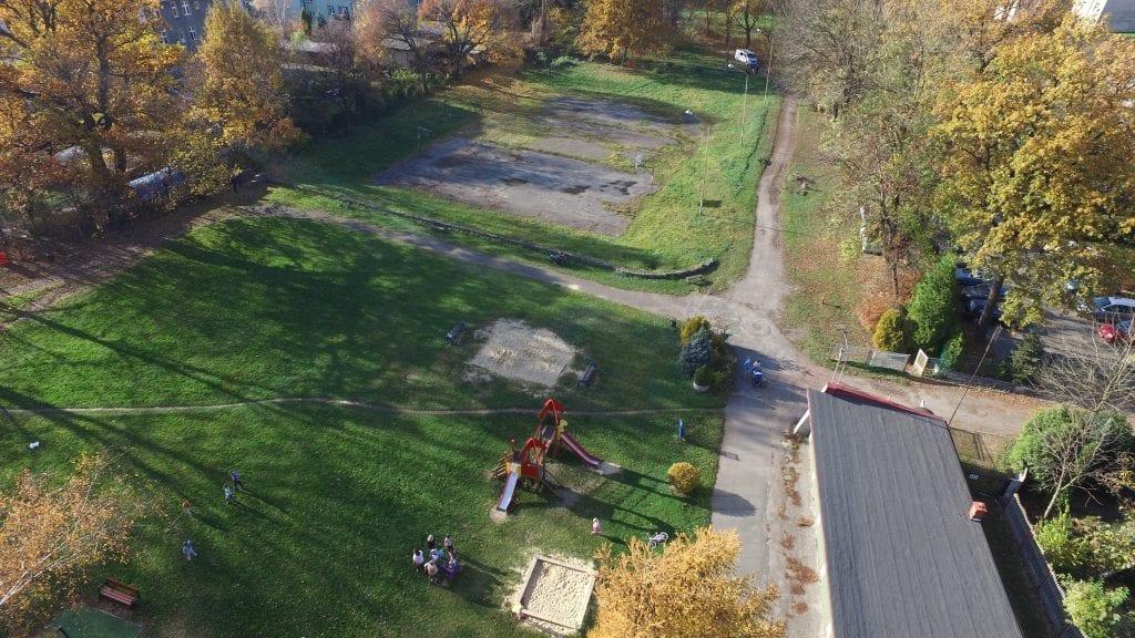 Budowa Wodnego Placu Zabaw i Rolkostrady w Pszczynie