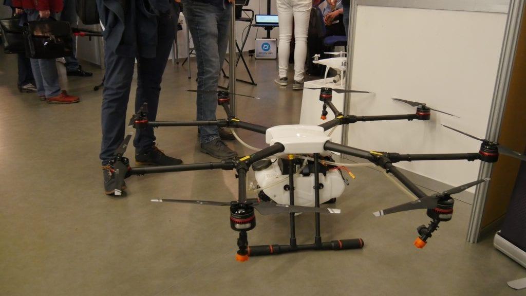 Rolnictwo - Dron w rolnictwie