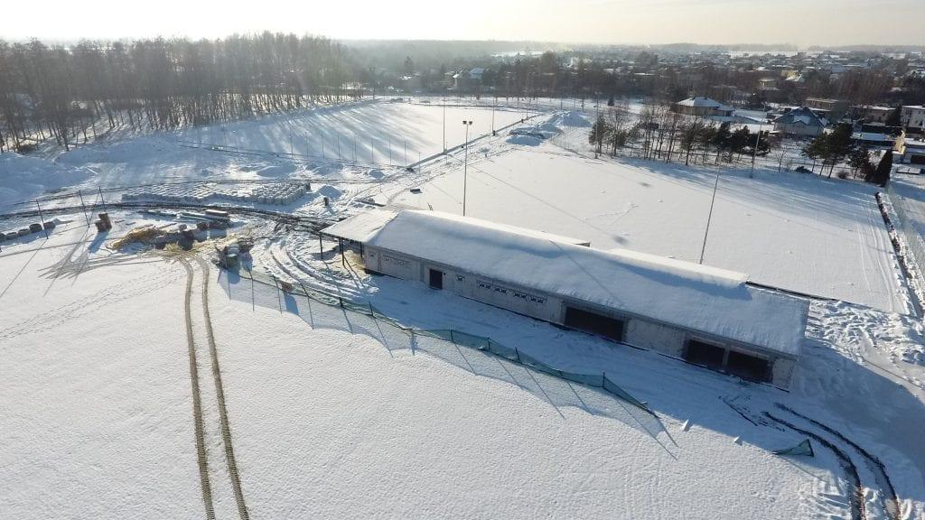 Baza sportowa Akademii Łukasza Piszczka w Goczałkowicach-Zdroju