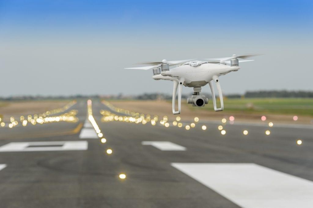 Gdzie można latać dronem, agdzie latanie jest zabronione?