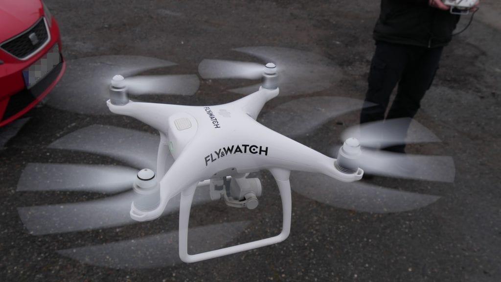 Rozporządzenie dotyczące dronów wejdzie w życie 31 stycznia 2019 roku