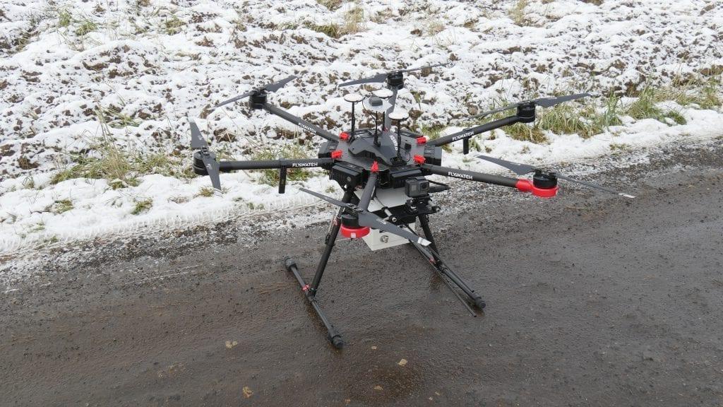 Czeka nas rejestracja wszystkich dronów?
