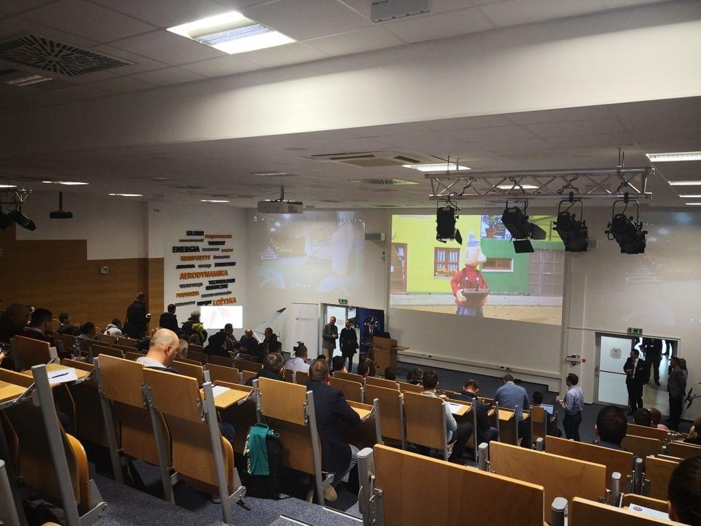Seminarium dla branży lotnictwa bezzałogowego z udziałem Fly&Watch